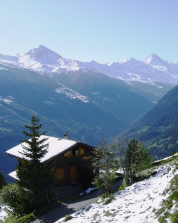 Exceptional value chalets in Les Collons - Haute Neige