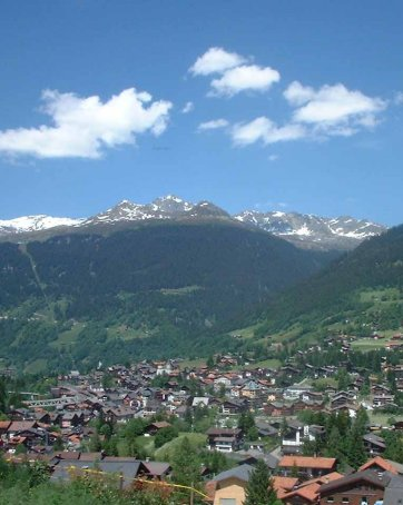 Fine resale properties in the Swiss Alps