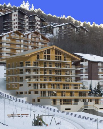 Perfect location - 412km of piste - 20 minutes airport transfer
