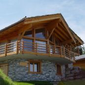 Build your own chalet in Switzerland !