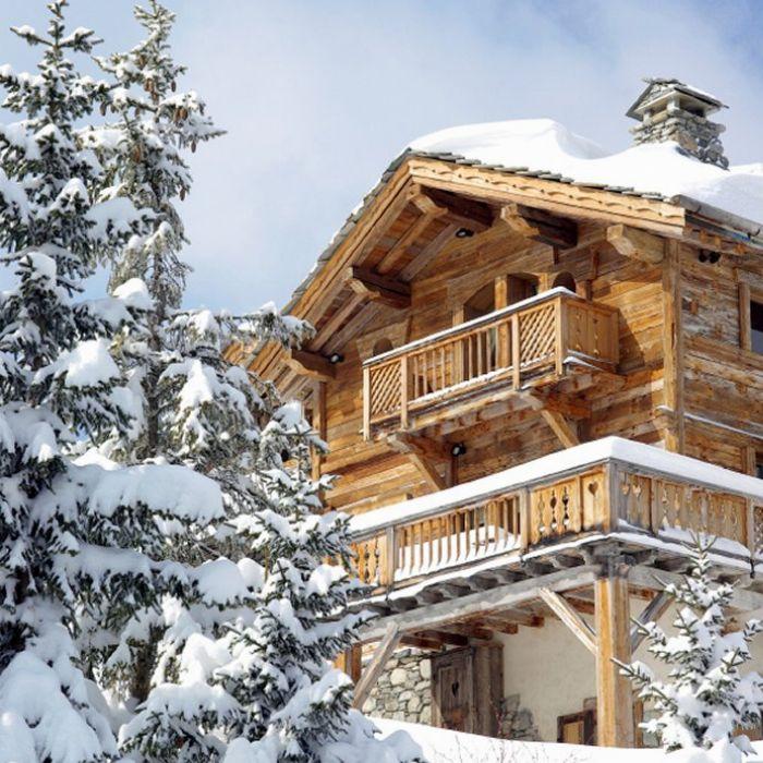 Build A Chalet In Switzerland